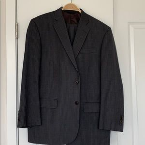 Brooks Brothers 100% wool suit